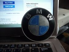 OEM BMW Rear  Emblem or Badge Logo 1872324/5114