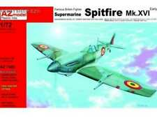 AZ Models 1/72 7485 Supermarine Spitfire Mk.XVI Early, RAF, French AF, Belgian .