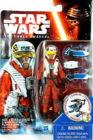 Star Wars The Force Awakens 3.75-Inch X-Wing Pilot Asty Snow Mission Wave 2
