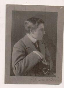 Vintage Photo de Presse Mr.Bromley Who Volonté Mary Miss Poucifate Acteur Ou