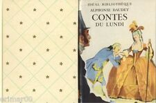 Contes du Lundi // Idéal - Bibliothèque // 1954 // Alphonse DAUDET // 1. Edition