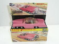 "Dinky 100 Lady Penelope Thunderbirds FAB 1 Rolls Royce VnrMint Boxed ""Original"""