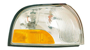 Signal Side Marker Light for 99-02 Mercury Villager/99-00 Nissan Quest Right