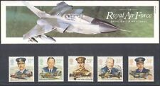GB 1986 Royal Air Force/RAF/Planes/Military/Aviation/People 5v P Pack (n43264)