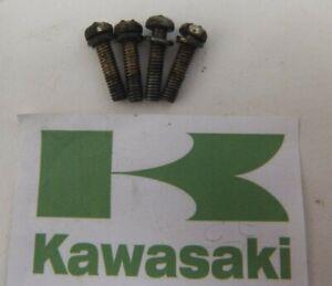 KAWASAKI GPZ 900 GPZ 900 R KEIHIN CARBURETOR CARB FLOAT BOWL SCREWS 1985 - 1993