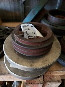 MITSUBISHI 6M60 DAMPER AND PULLEY ME131138