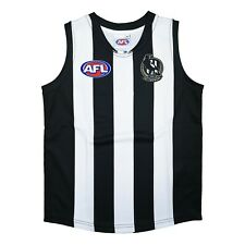 AFL COLLINGWOOD MAGPIES KIDS FOOTY JUMPER/GUERNSEY - BRAND NEW