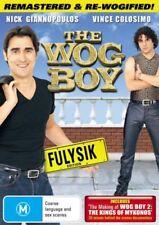 The Wog Boy DVD AUSTRALIAN CLASSIC COMEDY BRAND NEW R4
