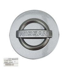 Genuine Wheel Center Cap Dark Grey Fits Nissan Navara D40 Truck 2006 - 2013