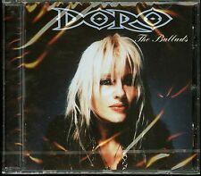 Doro The Ballads CD new Warlock singer Pesch