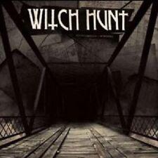 Witch Hunt - Burning Bridges To Nowhere  CD Neuware