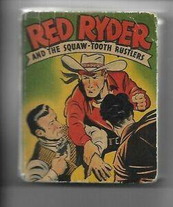 Red Ryder  Big little Book  #1414