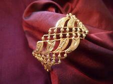 22K GOLD PLATED BRACELET BANGLE KADA INDIAN WEDDING JEWELLERY SMALL SIZE