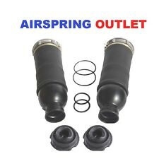 Pair Front Air Suspension Spring For Audi Allroad Quattro A6 C5 4B, 1999-2006