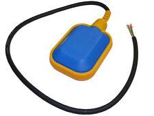 Commutateur flotteur 250 V liquide fluide contrôleur de niveau d'eau appareil capteur contacteur