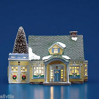 NORTH CREEK COTTAGE 51209 Retired Dept 56 Snow Village Issued 1989 Retired 1992