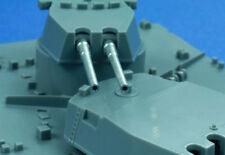 1/350 RB MODEL 350L02 metal barrels 356mm for Prince of Wales, King George V