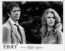 Mariette Hartley horror make-up on man VINTAGE Photo Return Of Count Yorga