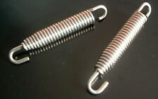 HONDA CR125R CR CORROSION RESISTANT 75mm EXHAUST SPRINGS (2 pack)