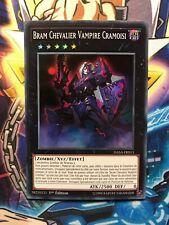 X3cards DASA-EN013 Crimson Knight Vampire Bram DASA-EN013 Yu-gi-oh