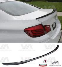 BMW 5 serie F10 M5 fibra de carbono real de Rendimiento arranque alerón labio de tronco