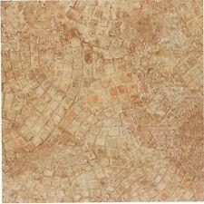 Vinyl Floor Tiles 45 Self Adhesive Peel And Stick Mosaic Basement Flooring 12x12