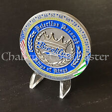B71 NYPD Detective Borough Brooklyn South King Of Kings Challenge Coin