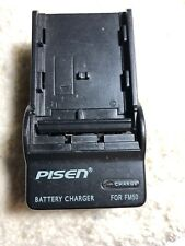 Pisen Battery Charger for SONY ALL M Series Camcorder NP-FM30 FM50 FM51 NP-FM70