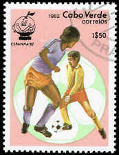 Scott # 446 - 1982 - ' 1982 World Cup Soccer Championships, Spain '