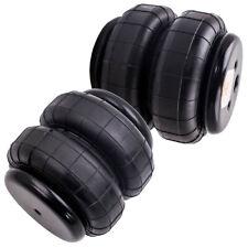 2x Luftfederung Standard Stoßdämpfer 2500 Pound Luftfederbein Federbalg Für LKW