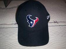 26ca573fdfb59 HOUSTON TEXANS New Era Baseball Style Ball Cap ~ Size OSFA