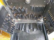 Parker Plastics Grey Rugged Ata Transport Shipping Case 18x15x11 Tool Box Insert