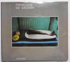 FRANCESCO DE GREGORI TITANIC CD