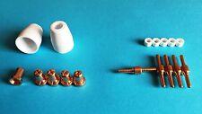 17 Pièces, pt31, Cut 30 40 50, jg-40, plasma Schneider, Soudure, accessoires 50 Amp