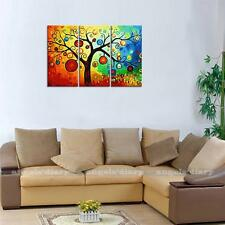 Unframed Canvas Prints Modern Wall Art Home Decor Pictures Posters - Fruits Tree