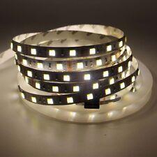 5m 5050 LED Strip 12v Flexible Tape Cw/ww White CCT Color Temperature Adjustable Non Waterproof