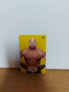 WWE Ravensburger Card Goldberg NM