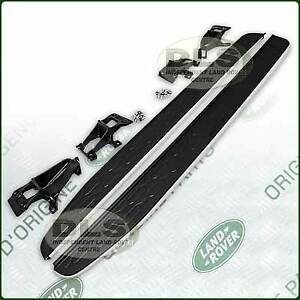 Side Step Running Board Kit GENUINE Land Rover Discovery 5 (VPLRP0347LR)