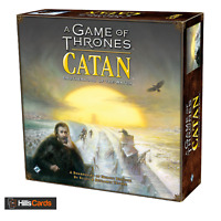 A Game Of Thrones Catan Brotherhood Of The Watch Board Game Fantasy Flight Games