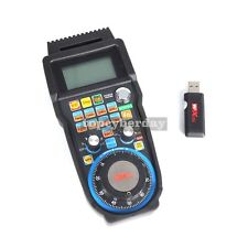 6-Axis XHC Usb Wireless Mach3 Remote MPG Pendent CNC pendant USB Handwheel
