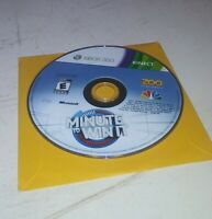 Minute to Win It Microsoft Xbox 360 disc only Tested