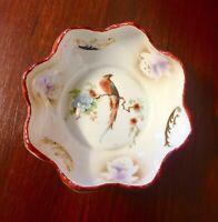 Vintage Silesia Trinket Bowl
