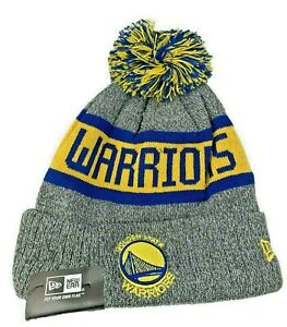 Golden State Warriors Toboggan / Beanie / Tuke - NBA - NWT