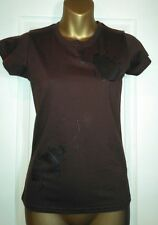 BNWT, NEW. Brown T Shirt Nature insect beetle Small Christmas Gift?