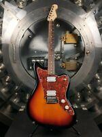 Jaguar HH Tobacco Burst Electric Guitar