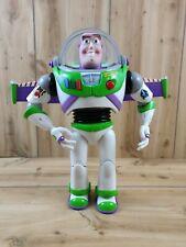 "New Disney Pixar Toy Story Buzz Lightyear 12.5"" Tall Light Up Talking w/o Box"