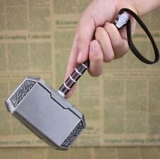 Avengers Thor Hammer 1:2 Adult Replica Prop Mjolnir Model Cosplay Bday Gift Xmas