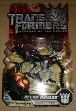 Transformers ROTF RECON RAVAGE Deluxe NEST Panther Cat Hasbro Decepticon Revenge