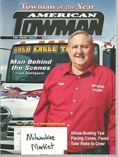 American Towman January 2017 Bald Eagle Towing Frank Gentilquore Stress-Busting