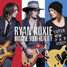 Ryan Roxie : Imagine Your Reality CD (2018) ***NEW***